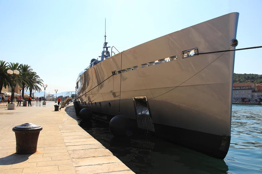 Jacht Exuma Trogir