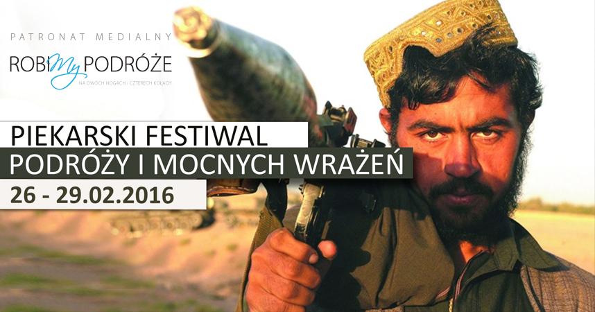 Piekarski Festiwal Podróży i Mocnych Wrażeń