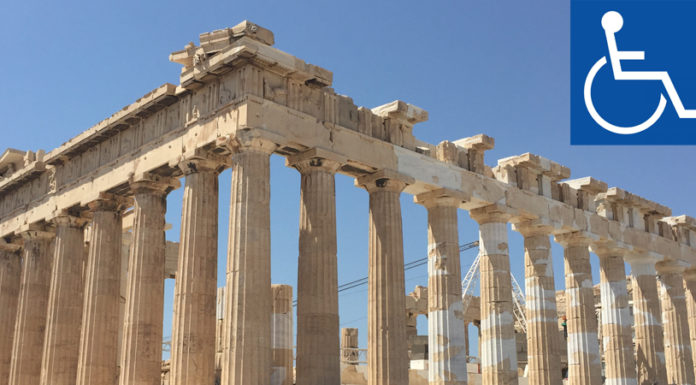 Jak dostosowany jest Akropol dla osób niepełnosprawnych
