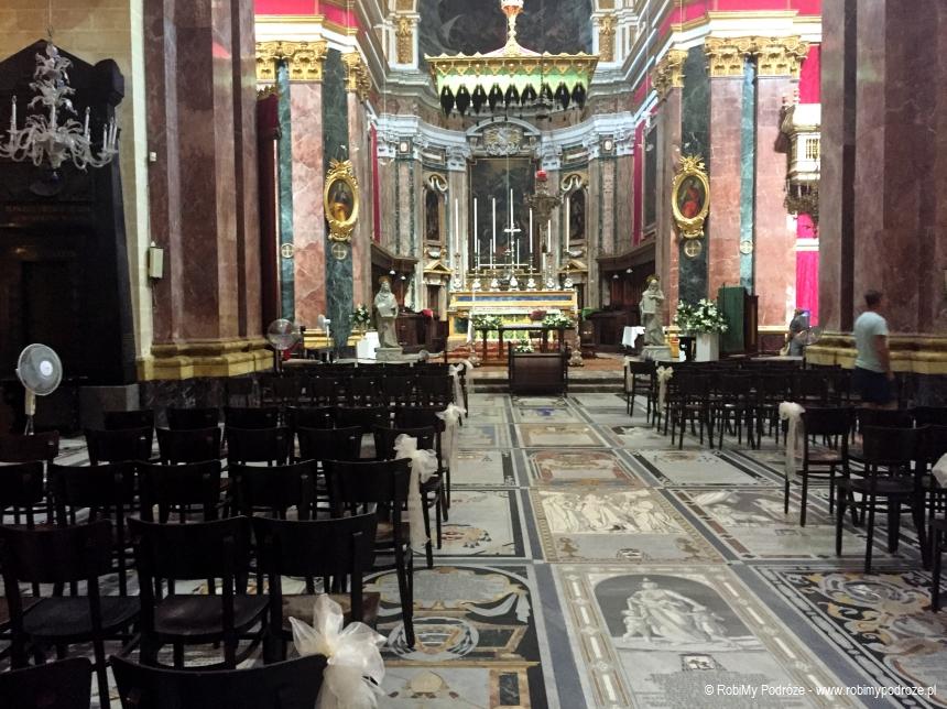 ołtarz główny katedry św. Pawła