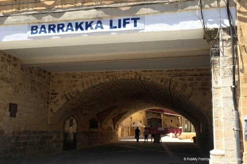 Barrakka Lift