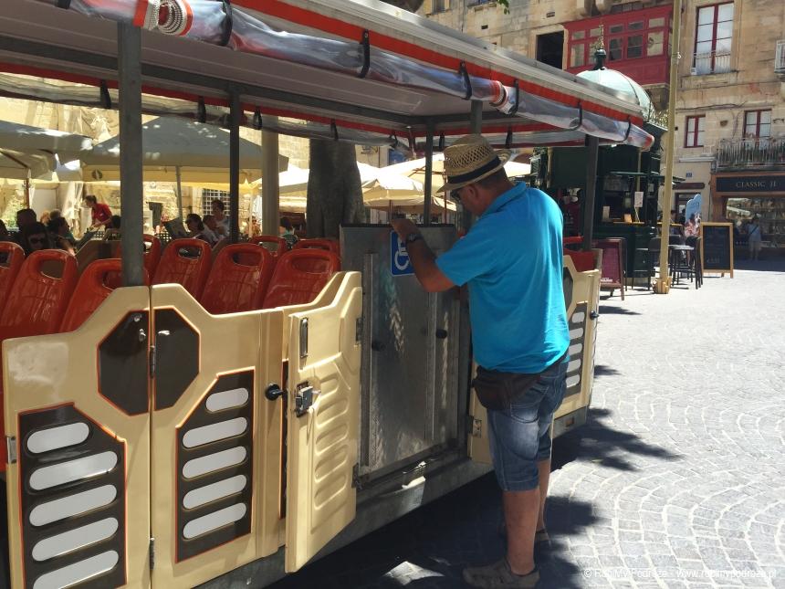 dostosowanie Malta fun trains