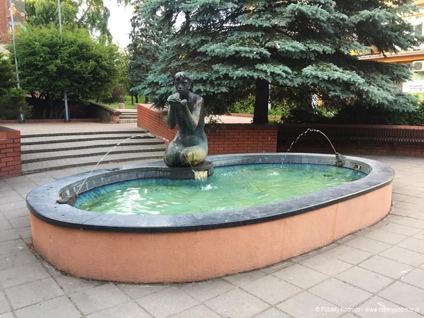 fontanna Galindi