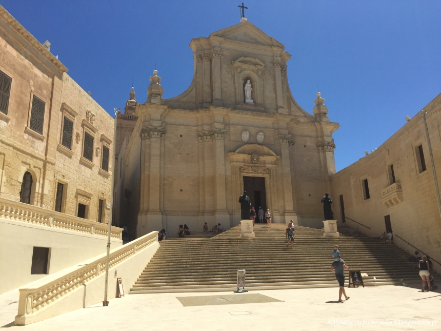 Katedra św Marii w Cytadeli.