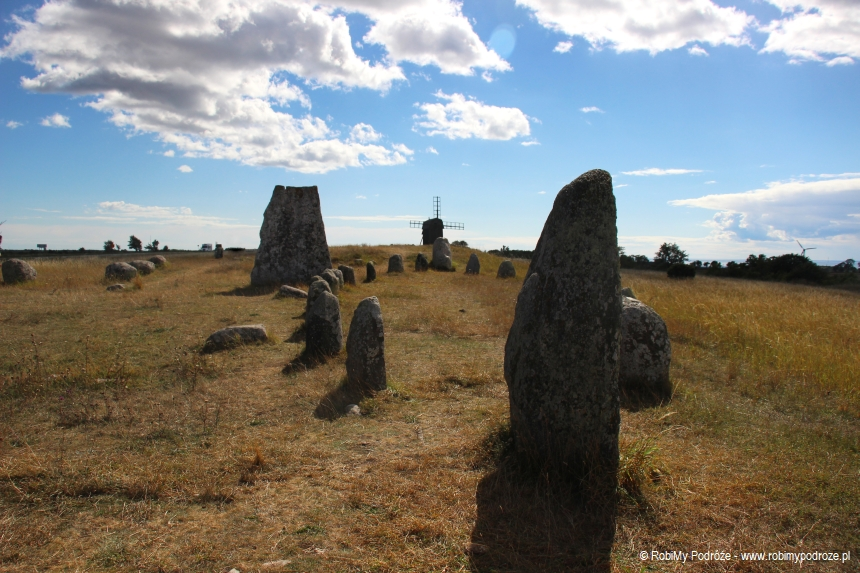 cmentarz Wikingów