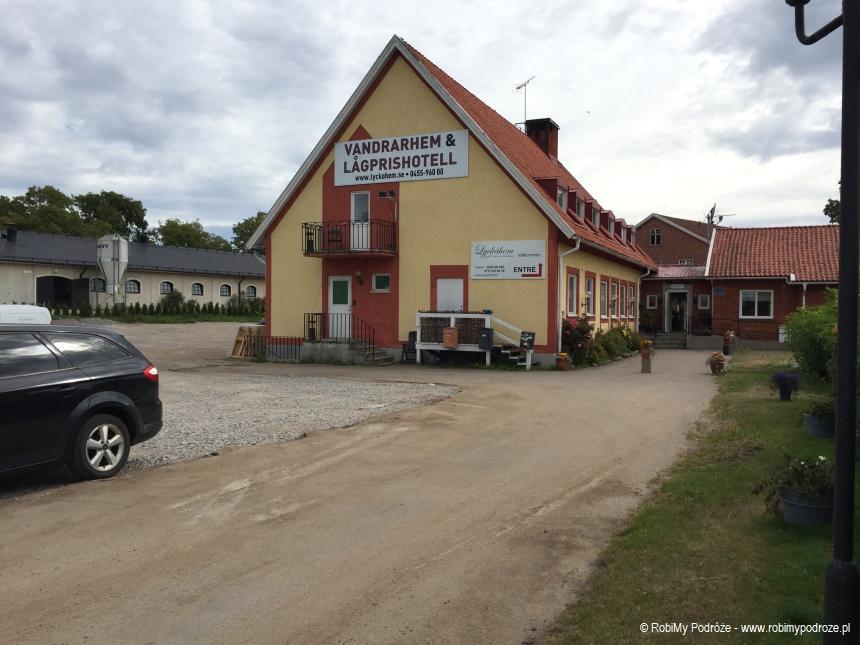 hotel w Karlskronie