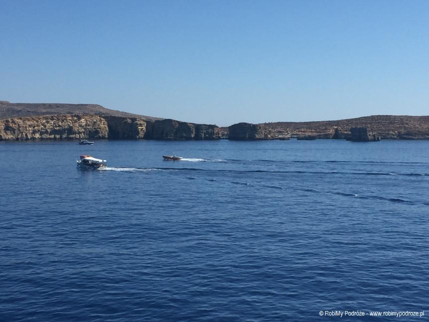 na promie na Gozo