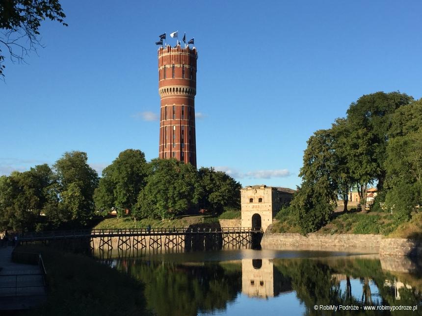 wieża ciśnień w kalmarze