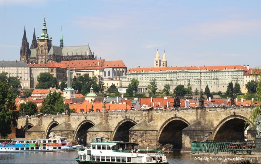 Most Karola i Hradczany