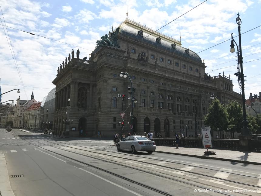 Teatr Narodowy w Pradze