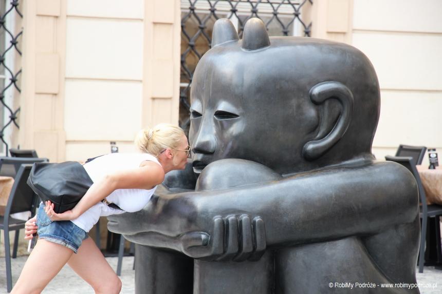 figura w Pradze