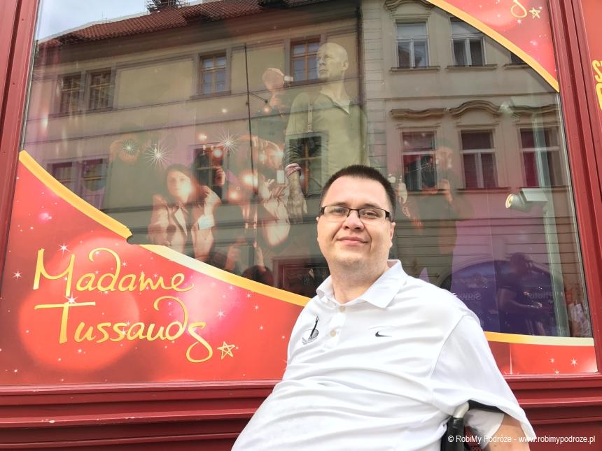 muzeum figur woskowych w Pradze
