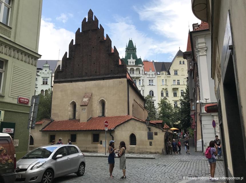 najstarsza synagoga w Europie