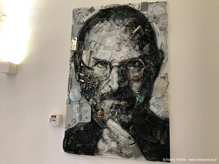 portret Setevena Jobsa