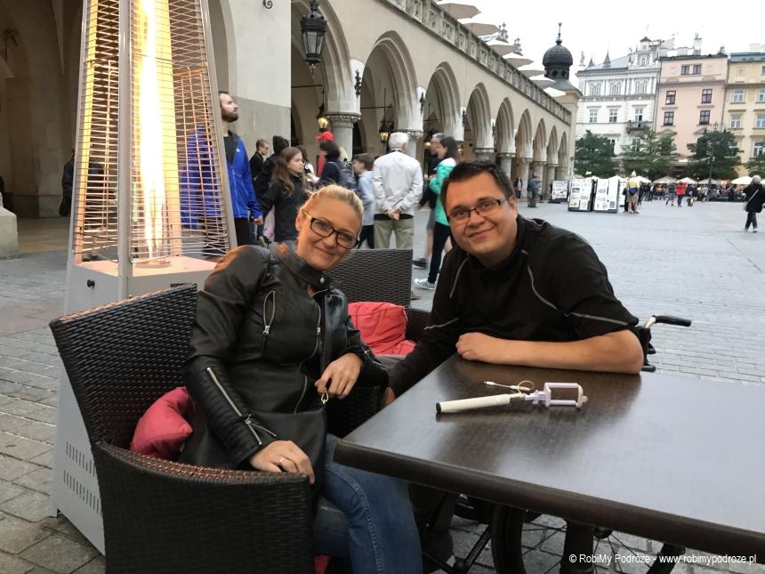 My w Krakowskiej kawiarni