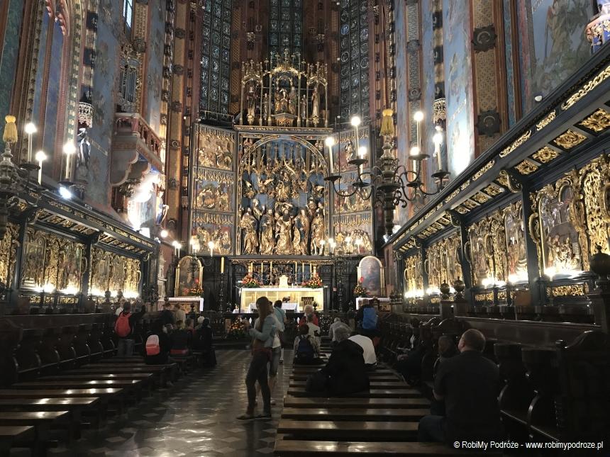 Wielki Ołtarz Wita Stwosza