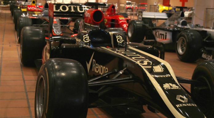 tor F1 w Monaco