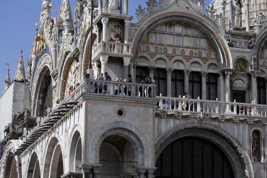 zabytki Wenecja