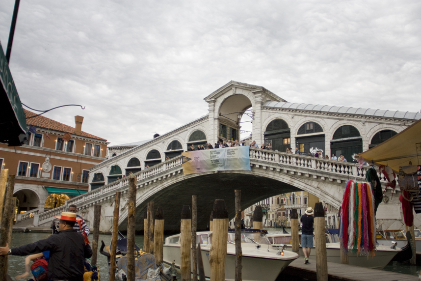 most Rialto Wenecja