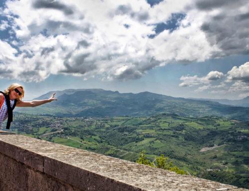 Włoska majówka (część druga – San Marino)