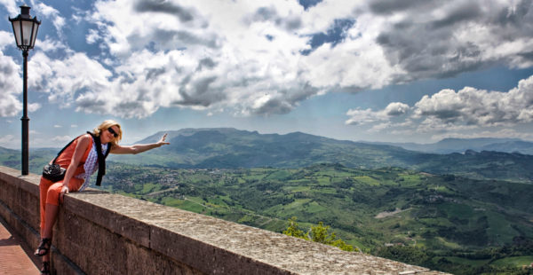 San Marino wjeden dzień