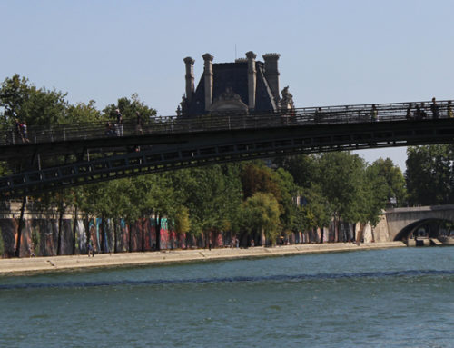 Paryż – Sekwana i NY (część trzecia)