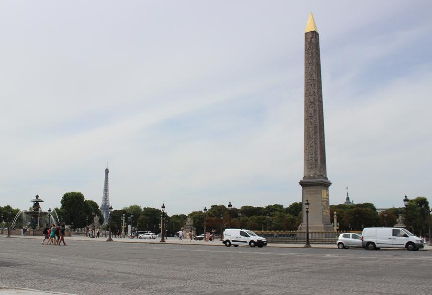 obelisk egipski