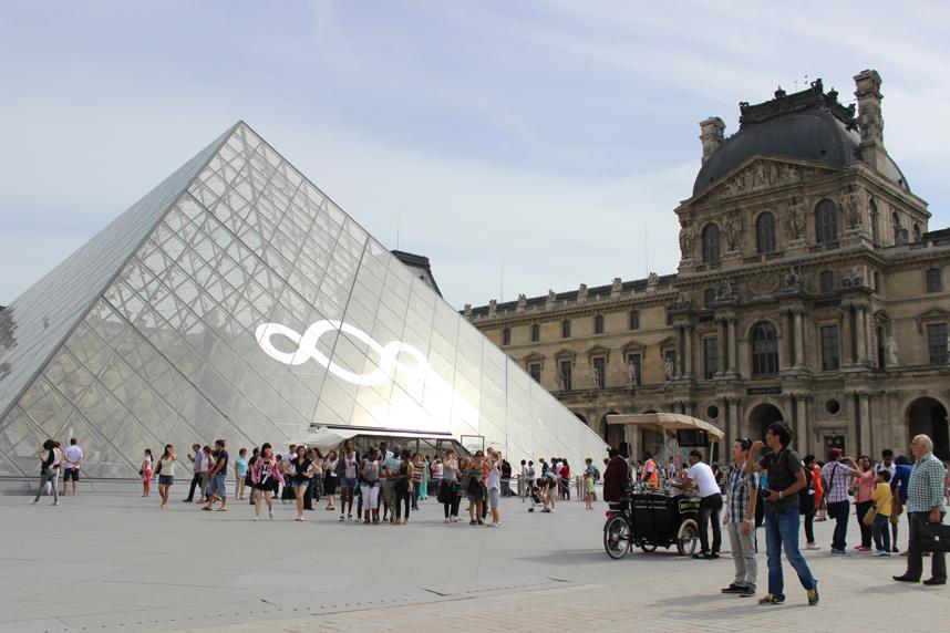 piramida wParyżu