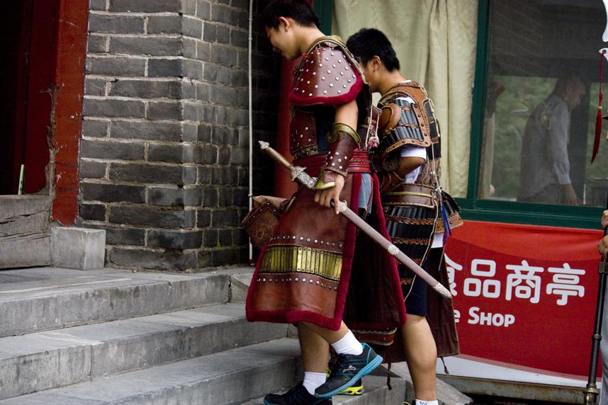 Chińskie stroje