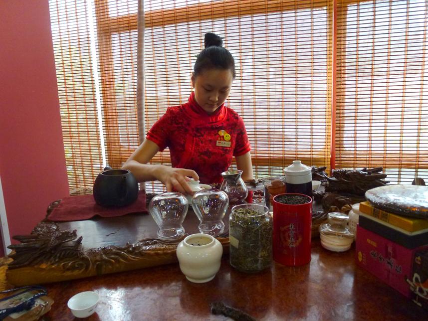 rytuał parzenia herbaty