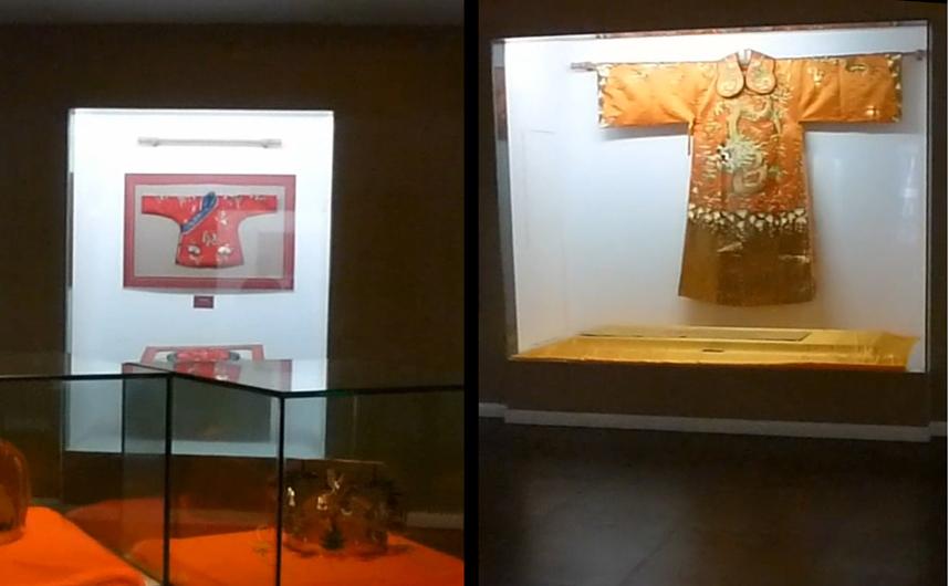 chińskie szaty cesarskie