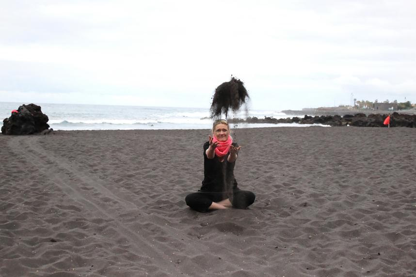 piasek Playa Jardin