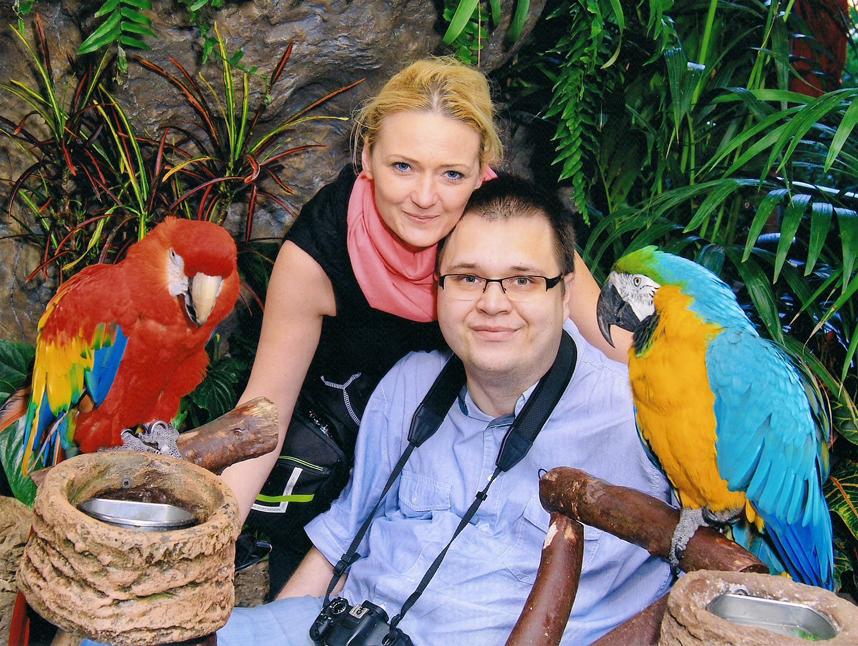 papugi Loro Park