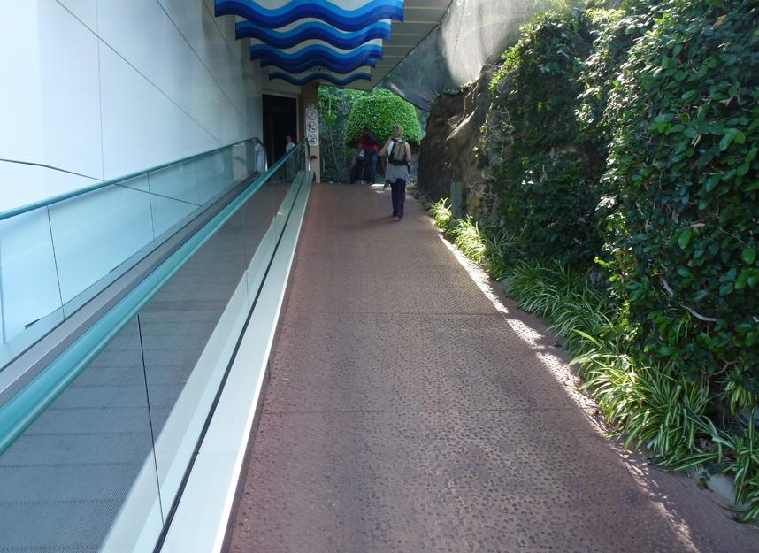 Loro Park na Teneryfie niepełnosprawni