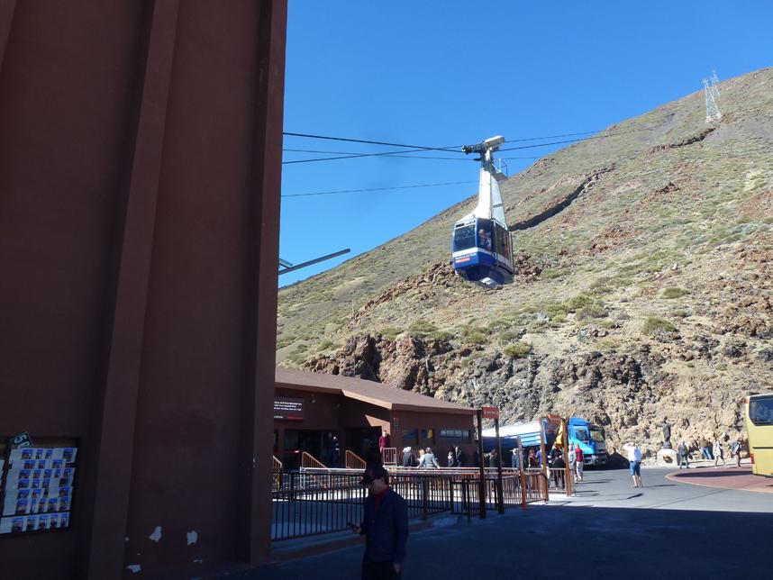 stacja Teleferico Teide