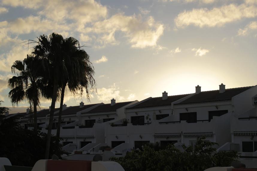 wschód słońca Teneryfa