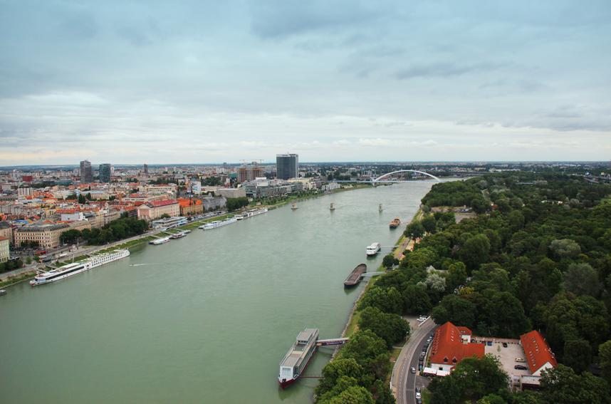 Dunaj Bratysława