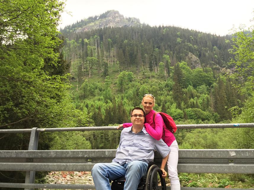 My w górach