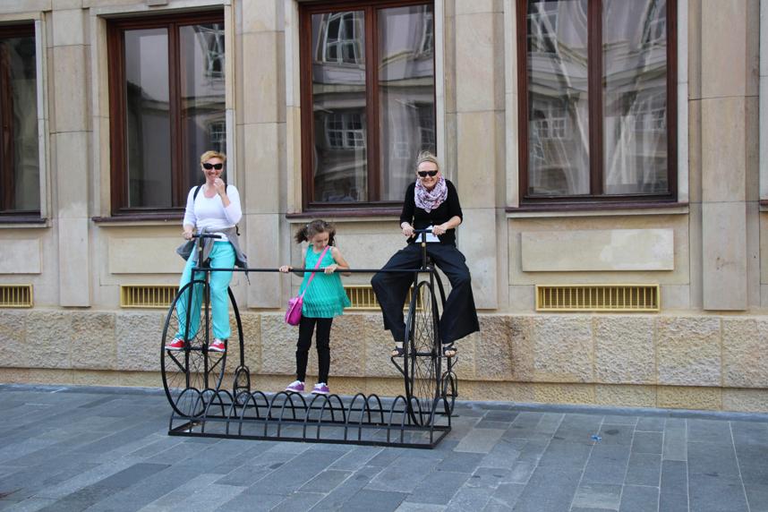 rowery w Bratysławie