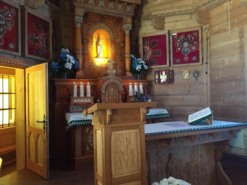 Sanktuarium Wiktorówki