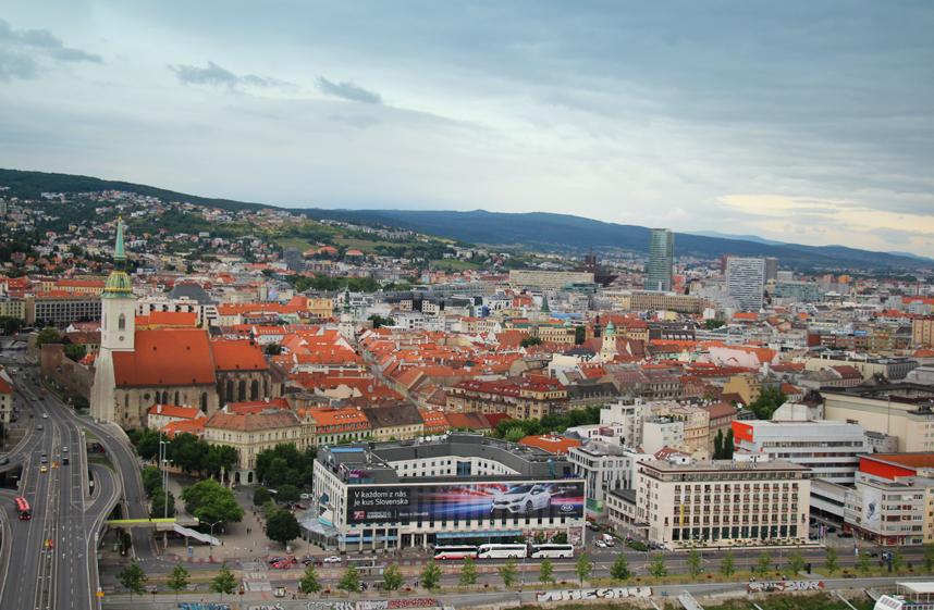 Stare Miasto wBratysławie
