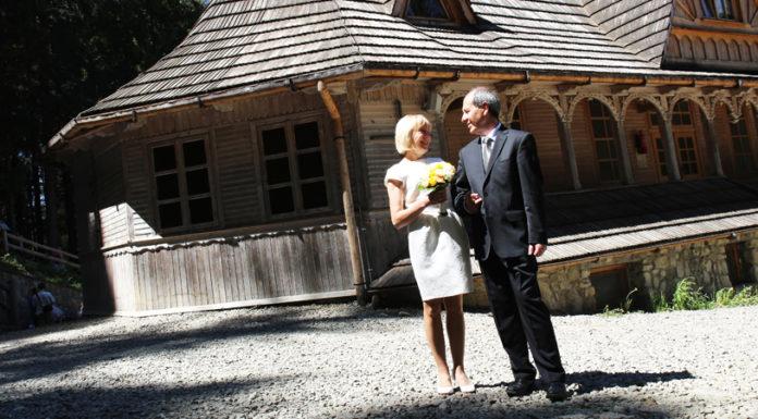 Na ślub na Wiktorówki