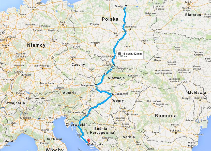 Jak Ominac Autostrade W Slowenii W Kierunku Chorwacji Od 2020 Roku