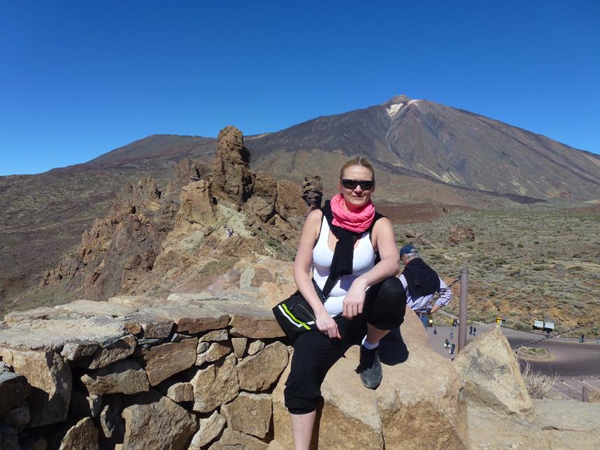 Roques de Garcia Teneryfa