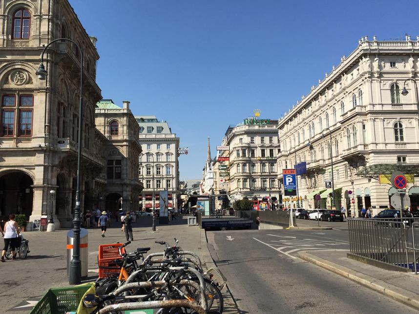 Wiedeń Karntnerstrasse