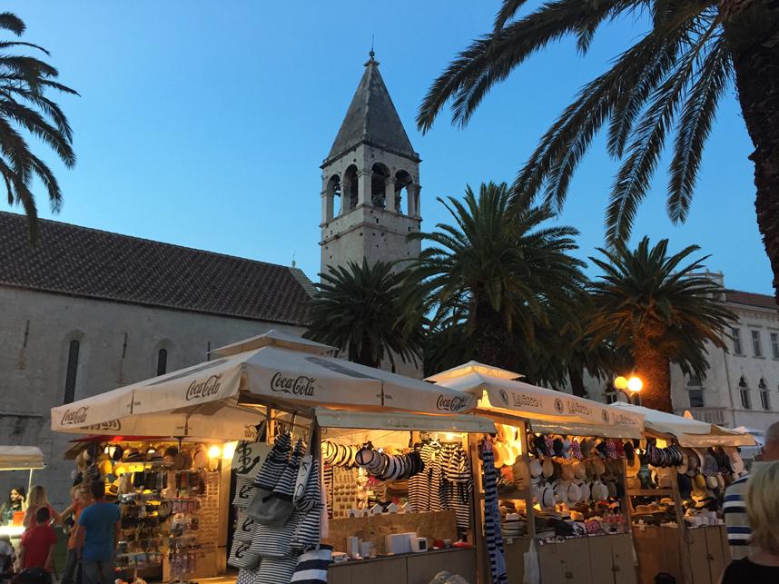 kościół Świętego Dominika Trogir