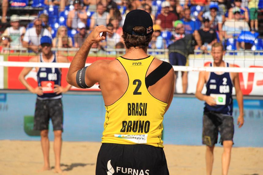 Bruno FIVB Grand Slam Olsztyn