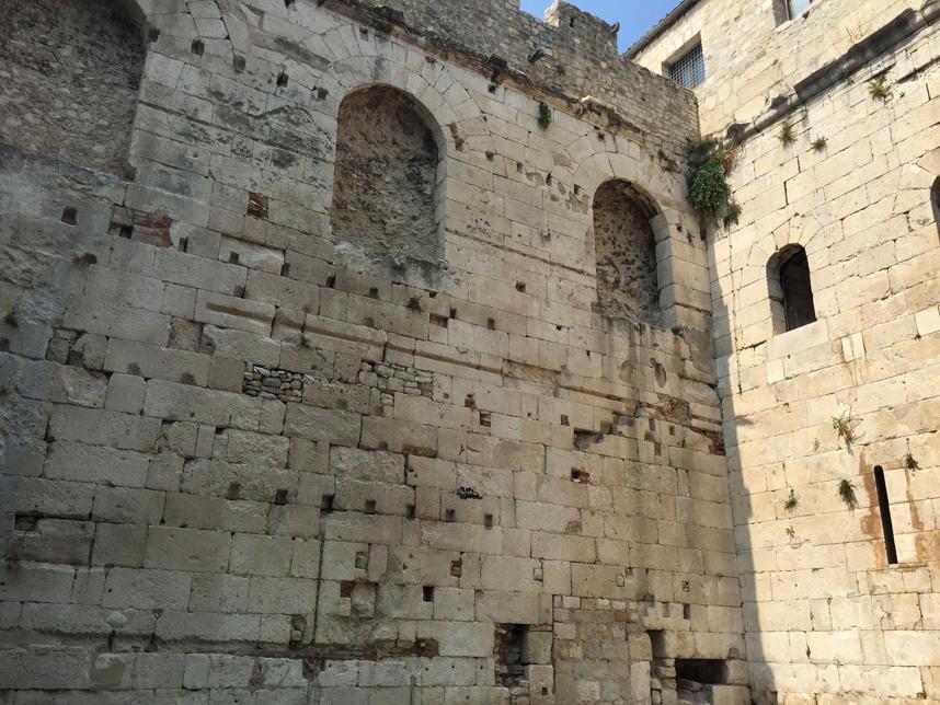 mury Splitu