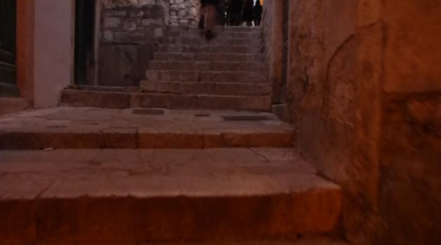 Szybenik schody