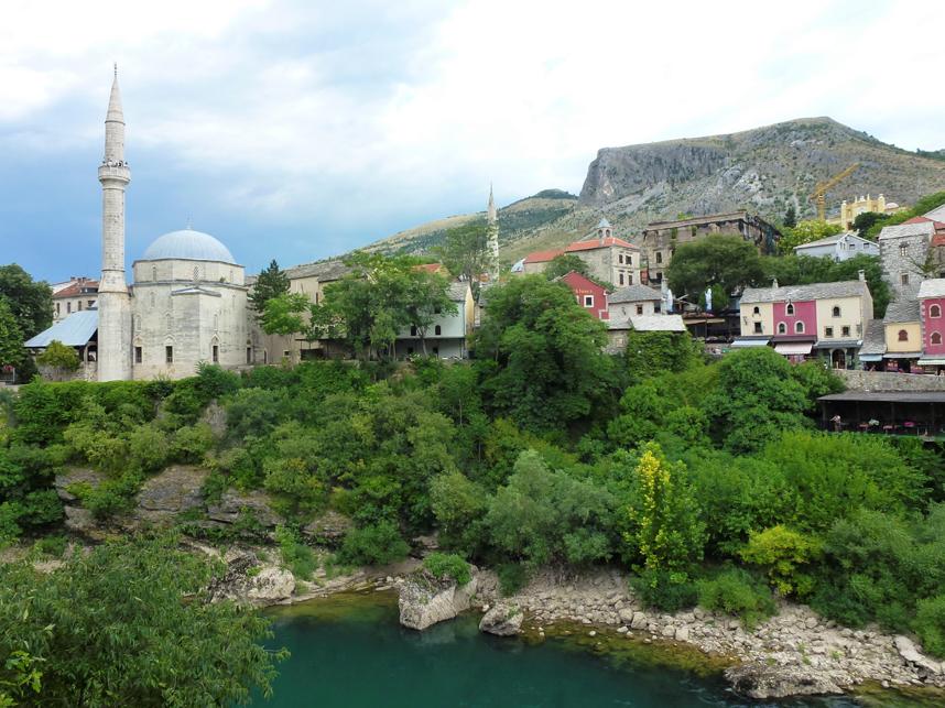 koski mehmed pasza meczet mostar
